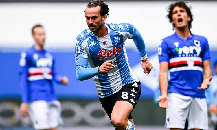 Napoli, ancora Fabian Ruiz: 'Atletico Madrid? Bello che si leghi il mio nome a quello di grandi club, ricompensa...'