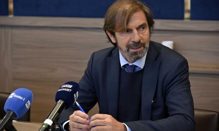 Galli a CM: 'Donnarumma? Mi auguro che rinnovi, su Romagnoli... Italia in crisi? Questione di metodo, sui vivai non la penso come Allegri'
