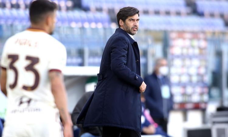 Ormai è accertato, Fonseca non sa difendere: Dio salvi la Roma da Old Trafford