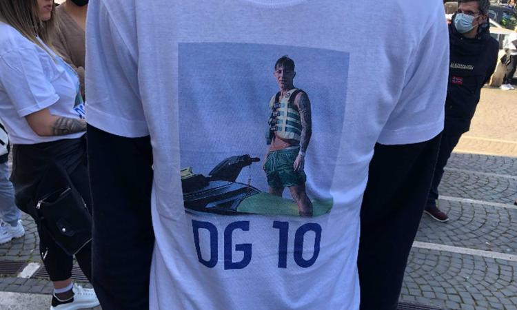 Saccheggiata la tomba di Daniel Guerini, il calciatore della Lazio morto in un incidente stradale