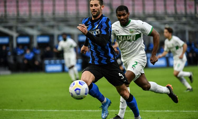 Inter, Gagliardini: 'Come stiamo in campo? Nel modo migliore per noi'