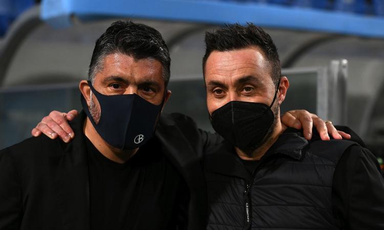 Fiorentina: Gattuso in pole per la panchina, ma occhio a De Zerbi
