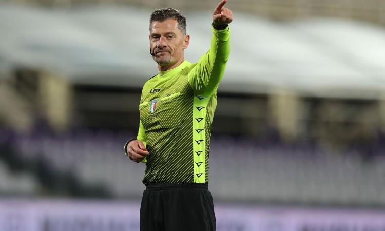 Lazio-Genoa: l'arbitro, gli assistenti e i var