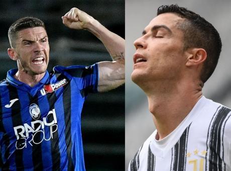 Gosens, regalo prima di Atalanta-Juve: Ronaldo lo umilia, i ...