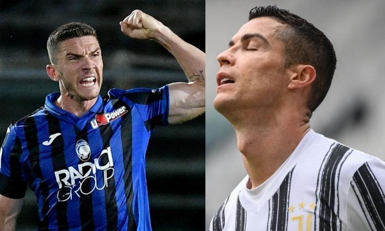 Gosens, regalo prima di Atalanta-Juve: Ronaldo lo umilia, i compagni gli fanno trovare la sua maglia 'tarocca', VIDEO