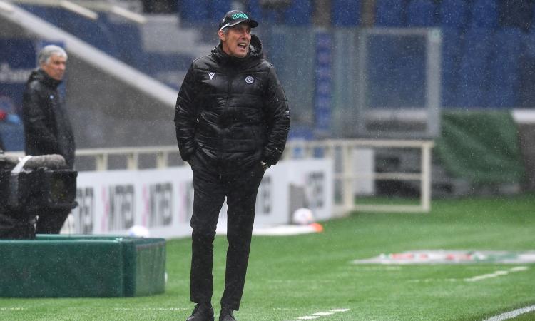 Udinese, Gotti: 'Merito all'Atalanta. Classifica tranquilla? Non sia un punto d'arrivo. Su Braaf...'