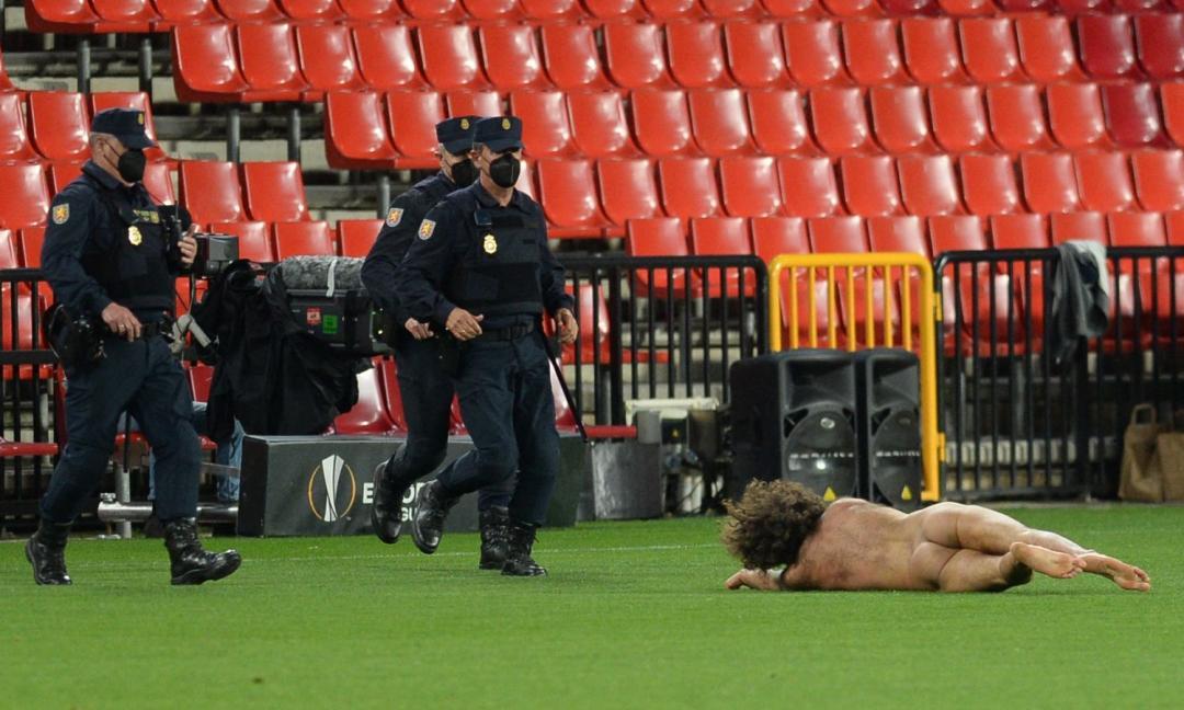 Granada-Manchester United: palle in campo!