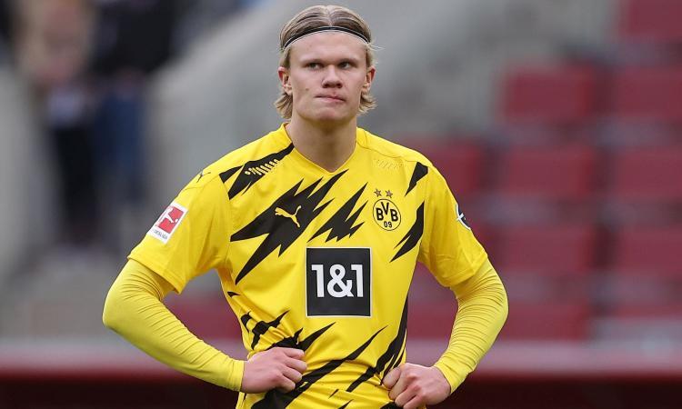 Haaland, Raiola al Dortmund: 'Non vuole venderlo? Io non sono d'accordo'. Il punto sul futuro e dove può andare