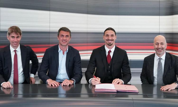 Milan, UFFICIALE, Ibrahimovic rinnova fino al 2022: 'La saga continua, resto per sempre. Pioli l'uomo giusto'