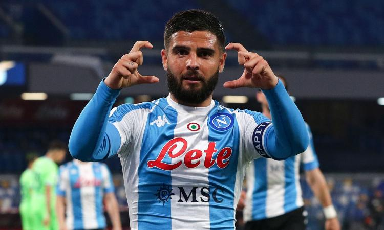 Calciomercato Napoli, il punto sul rinnovo di Insigne: il Milan osserva