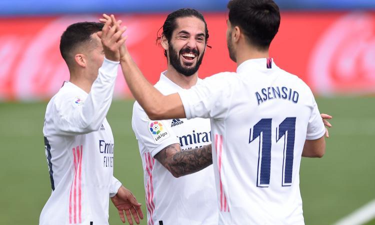 Real Madrid, Isco è ancora scontento