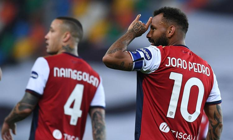 Milan, per l'attacco spunta Joao Pedro