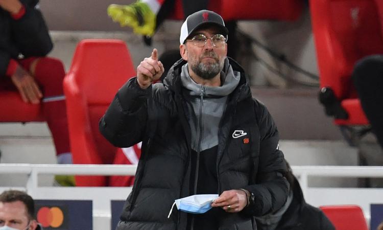 Liverpool, un giocatore della Juve tra gli obiettivi