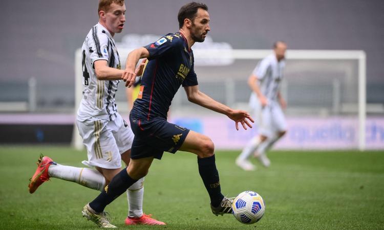 Genoa: Fiorentina nel mirino per Badelj e Caicedo