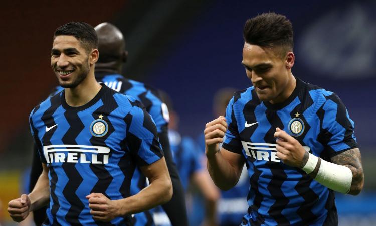 Lautaro: 'Fuga scudetto? Siamo lì perché siamo l'Inter. Per me è un sogno stare qui'