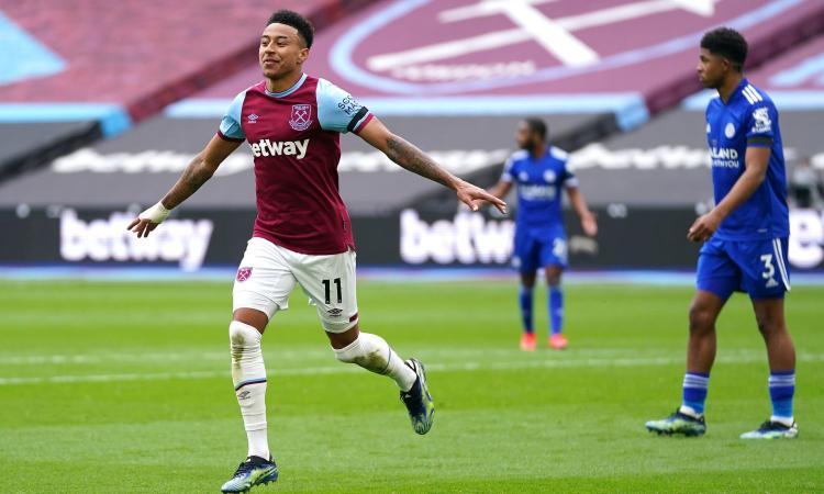 West Ham: un club si tira indietro per Lingard