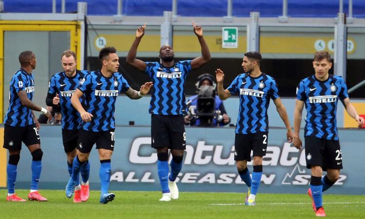 Inter, il segreto del primato è nei secondi tempi: 23 punti conquistati dal 46° in poi e quanti gol...