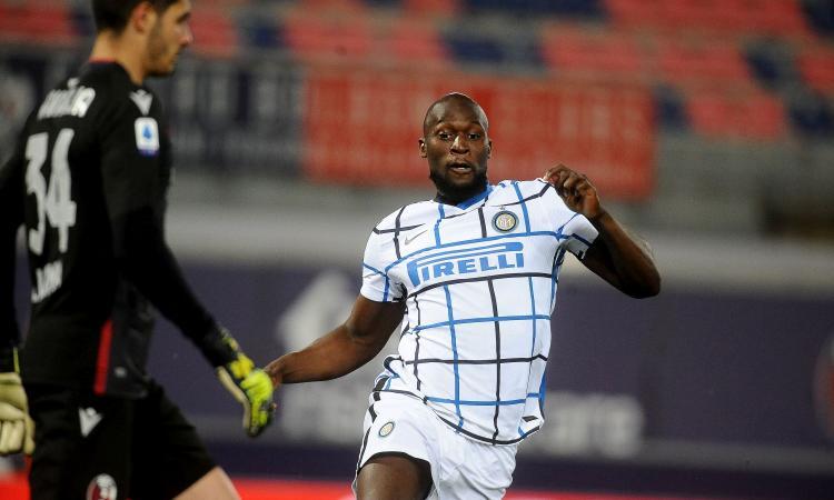 Bologna-Inter 0-1: il tabellino
