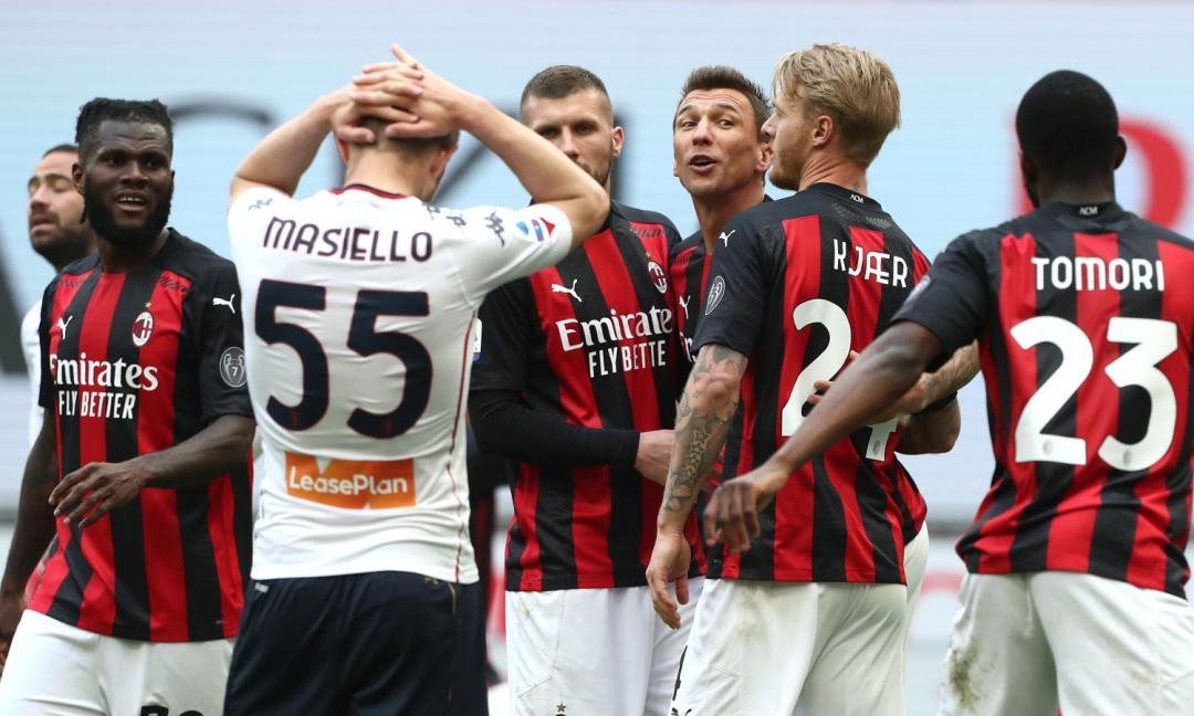 Il Milan lascia sempre vivi i rivali, ma almeno sa soffrire