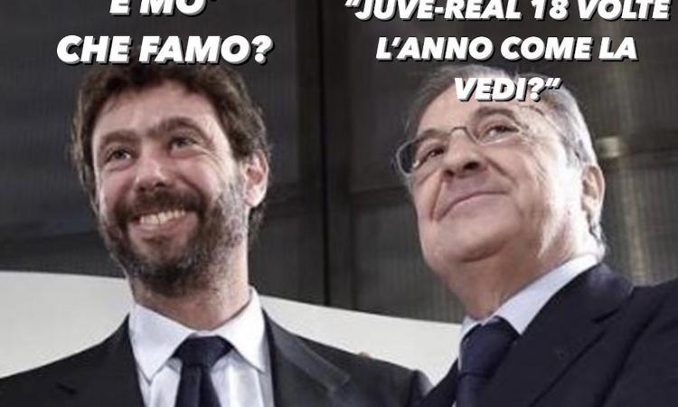 Superlega, web scatenato su Agnelli: 'E' riuscito a perdere una Champions che ancora non esisteva', 'Scherzava'. FOTO