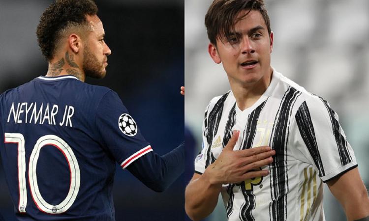 Neymar rinnova col Psg, si complica lo scambio Icardi-Dybala: ecco perché