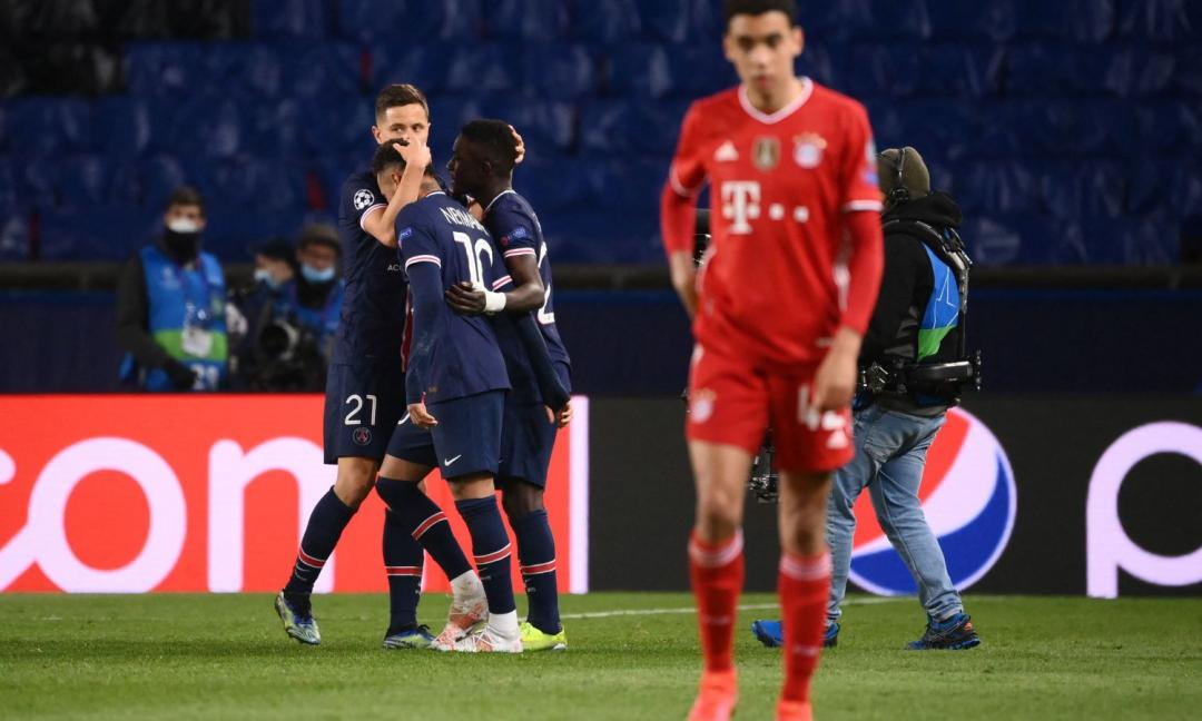PSG vs Bayern Monaco: la caduta dei campioni