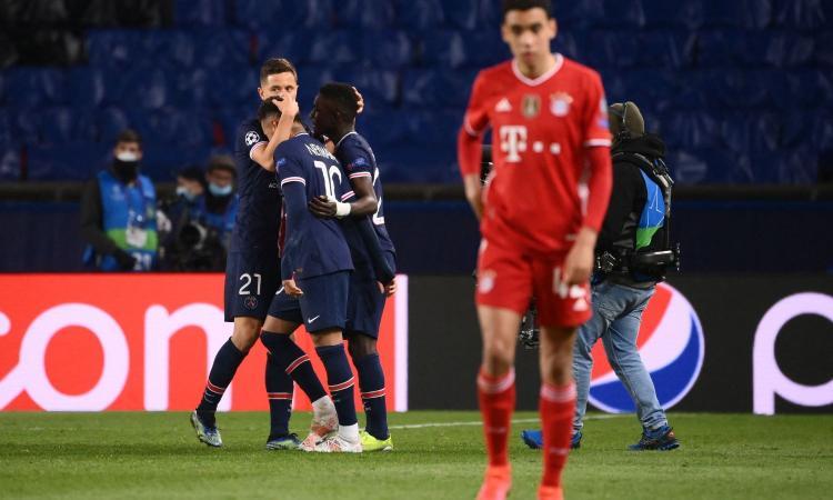 PSG-Bayern da impazzire, una lezione per il calcio italiano. Mai visto un Neymar così!