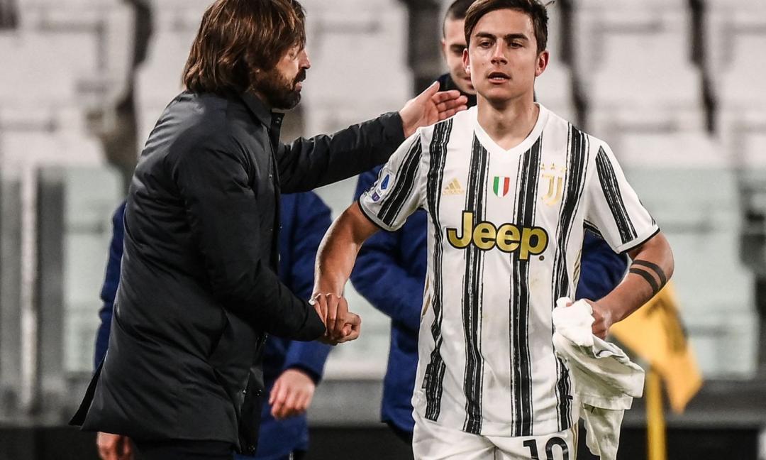 Il Napoli salva ancora Pirlo: Juve terza