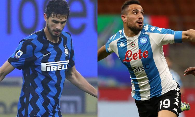 I destini incrociati di Ranocchia e Maksimovic fra Inter e Lazio