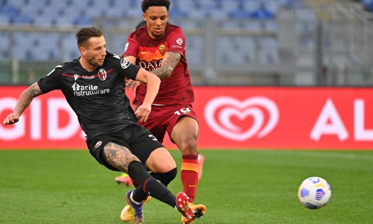 Roma, il padre di Reynolds: 'Ha detto no alla Juve, non voleva il Benevento. In Europa i giovani finiscono nel fuoco'