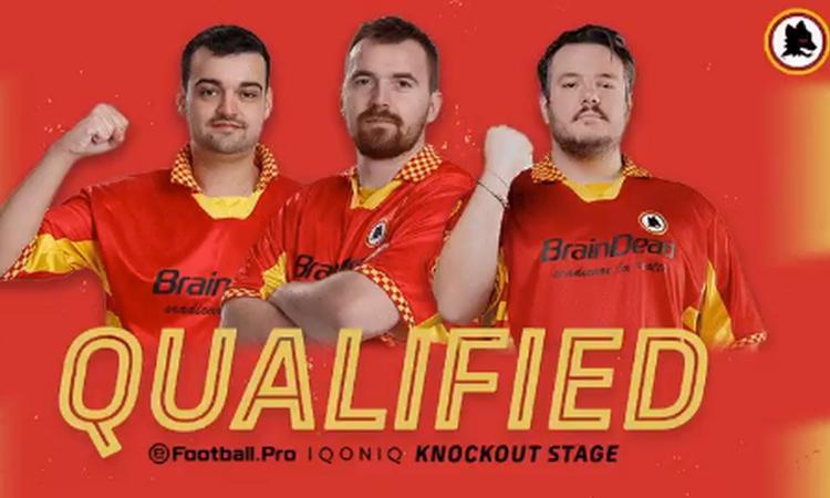 Esports, Juve e Roma al top: sono in semifinale di eFootball.Pro