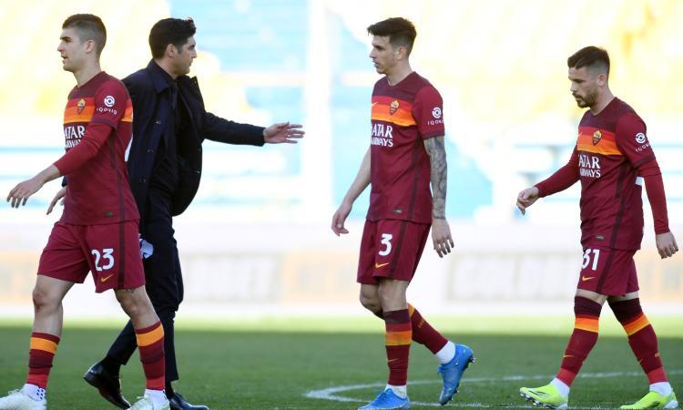 Roma, Pasqua ad alta tensione: confronto tra Pinto, Fonseca e i giocatori. Toni alti e qualche 'vaffa'