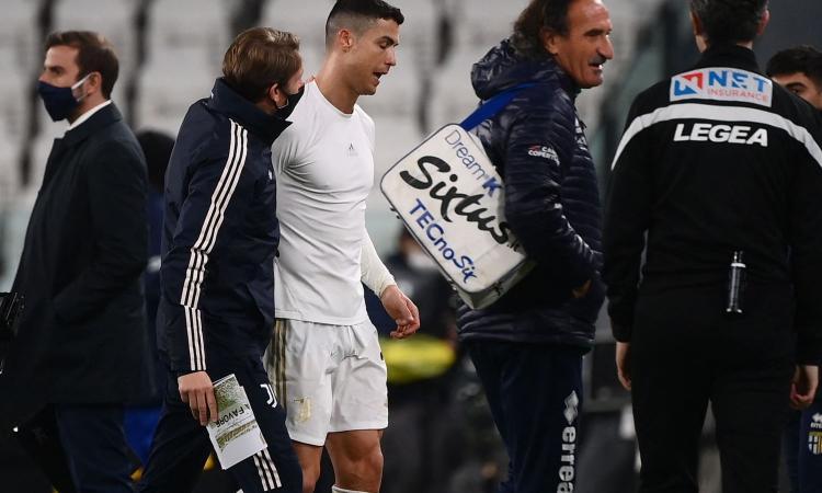 Juve, quanti dubbi su Ronaldo: i suoi bronci sono un problema, i rumors sul Manchester United...