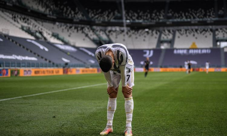 Ronaldo ha abbandonato la Juve nel momento del bisogno