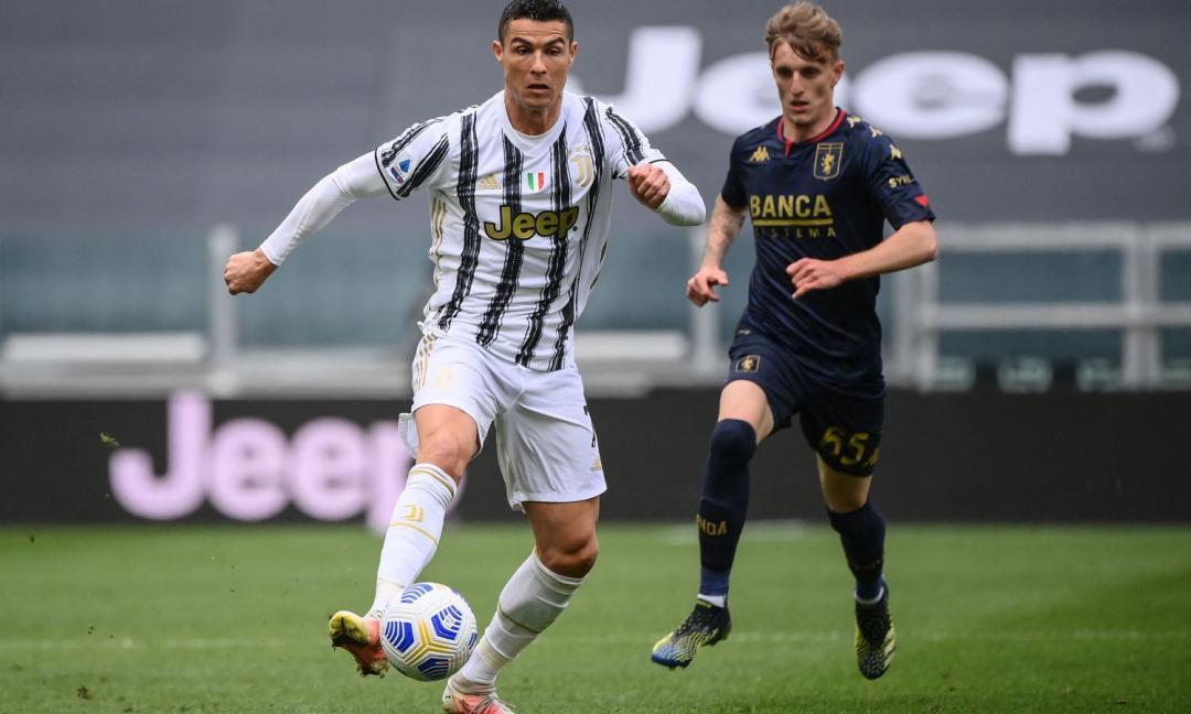 Le pagelle di Juve-Genoa, CR7 peggiore in campo?