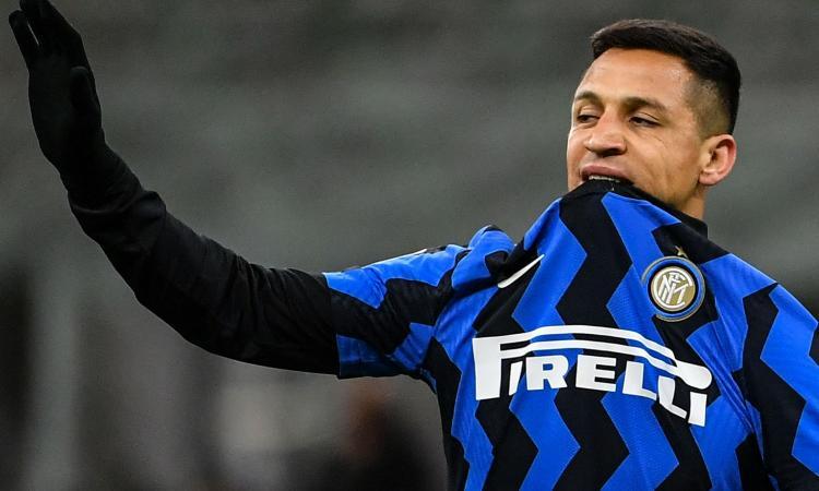 Inter: Sanchez vuole giocare, possibile l'addio