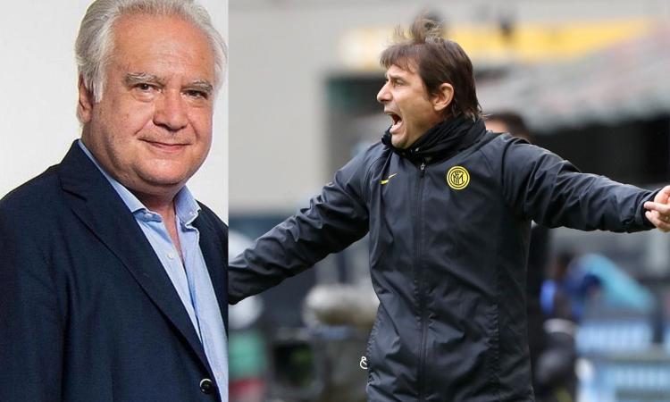 Un cappuccino con Sconcerti: per Conte lo scudetto all'Inter vale più del primo alla Juve. Ecco perché