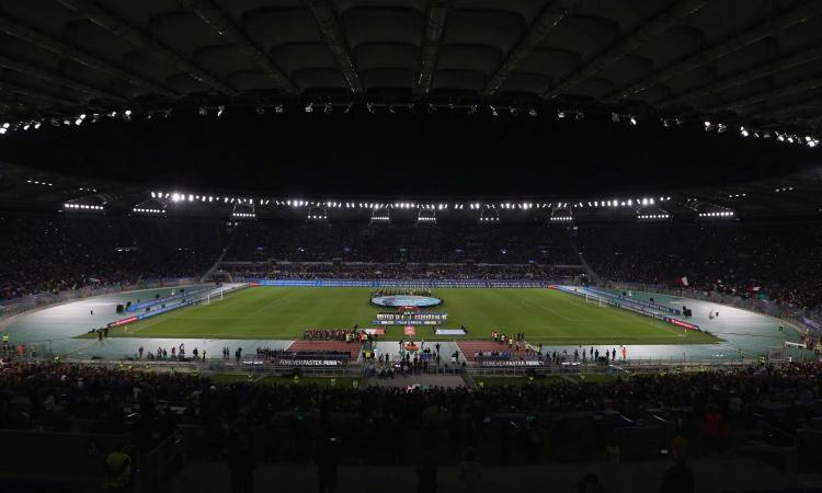 Tifosi agli Europei: Olimpico aperto al 25%, arriva l'ok da parte del Governo. Gravina: 'L'Italia riparte, Roma c'è'