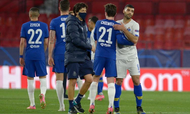 La magia di Taremi non basta al Porto: il Chelsea perde ma va in semifinale contro la vincente di Liverpool-Real