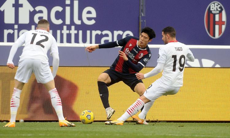 Da Svanberg a Tomiyasu, nuovi contatti tra Milan e Bologna. E c'è l'ipotesi contropartite