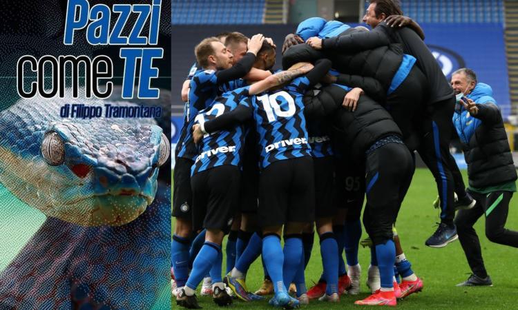 E' l'Inter di tutti: Darmian o Hakimi, non c'è differenza. Il bel gioco non esiste, la squadra di Conte è stupenda