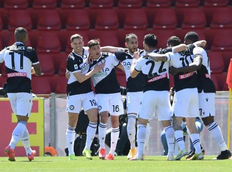 L'Udinese passa 4-2 a Benevento e inguaia Inzaghi nella zona retrocessione:  il Cagliari può agganciarlo | Primapagina | Calciomercato.com