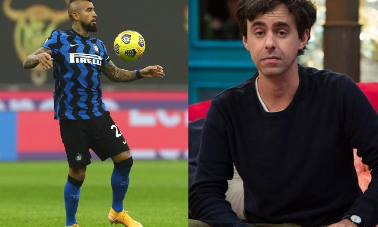 Luca Ravenna a CM: 'Mercato? Basta che Vidal vada via: ha gli scudetti vinti con la Juve tatuati, non fa per l'Inter'