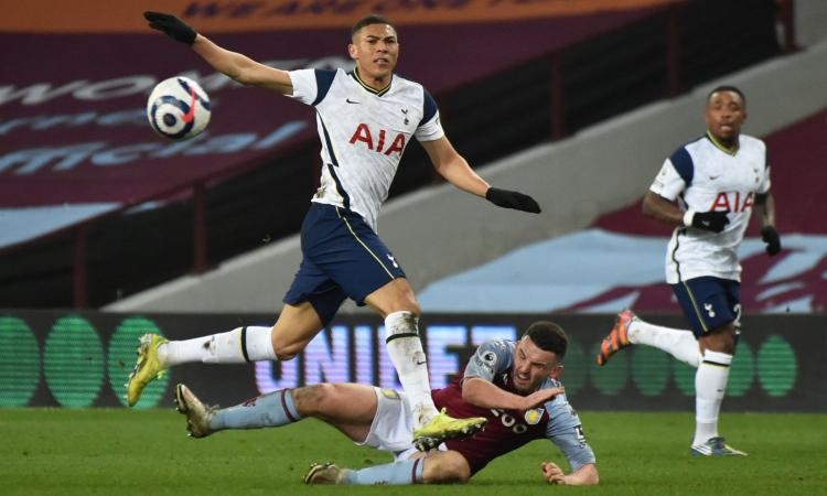 Tottenham, un attaccante torna in Portogallo