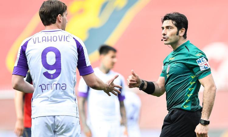 Fiorentina, Vlahovic tra i migliori attaccanti degli ultimi 10 anni viola