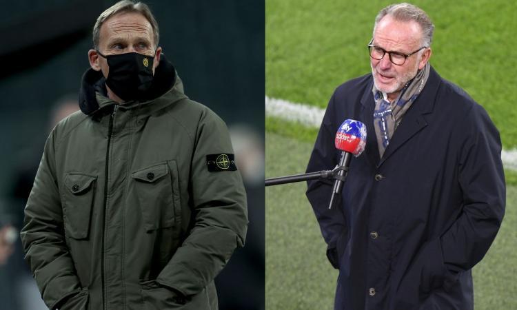 Borussia Dortmund e Bayern Monaco contro la Superlega: 'Convinti di attuare la riforma della Champions'