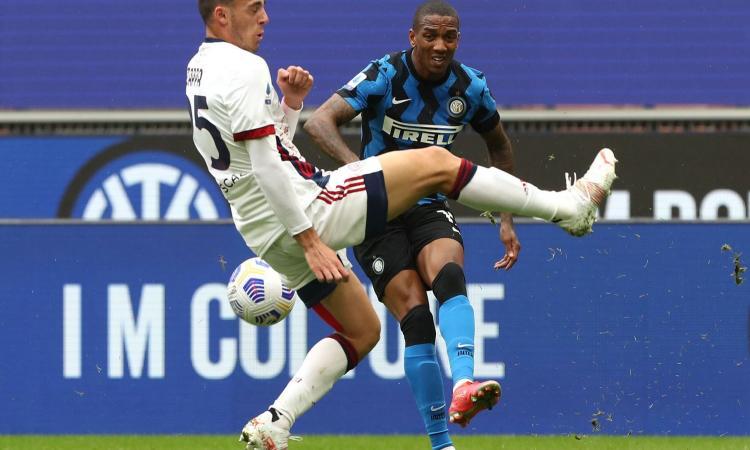 Inter, si pensa al rinnovo per Young