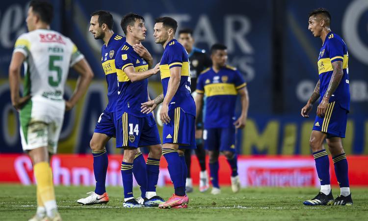 Boca Juniors, un ex Juve e un ex Napoli per la Libertadores
