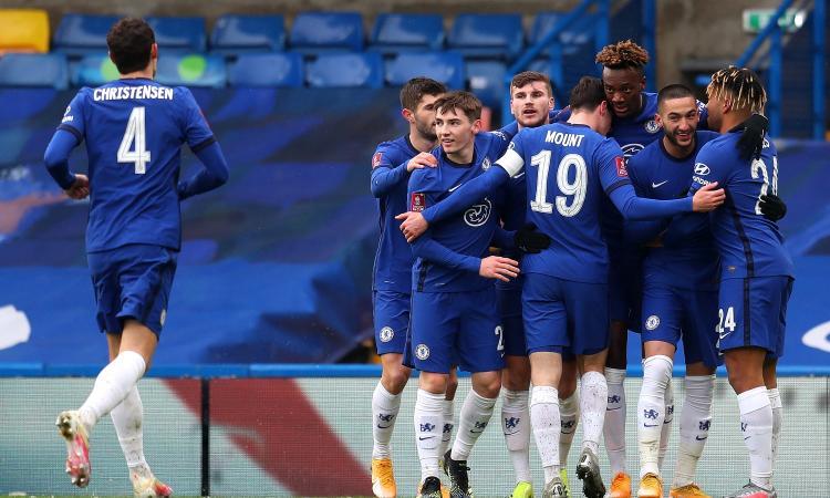 Tuchel batte Guardiola, il Chelsea dopo la semifinale di Champions vola in finale di FA Cup. Niente triplete City