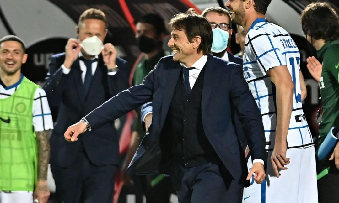 Inter, sarà lo scudetto di Antonio Conte